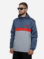 Мужской анорак, Urban Planet, спортивная куртка, куртка для туризма, ветровка, штормовка, для альпинизма XL