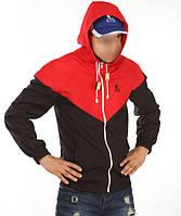 Ветровка, виндрайдер, мужская одежда S