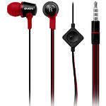 SVEN  SEB-190M black-red наушники с микрофоном Джек 3,5мм 4pin