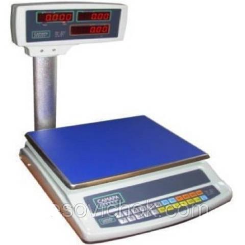 Весы электронные торговые 6 кг ВТЕ 6-Т2-СМ