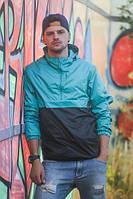 Анорак - F&F, спортивная куртка, куртка для туризма, ветровка, штормовка, для альпинизма