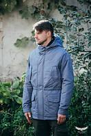 Парка Feel&Fly, осень\зима, теплая одежда