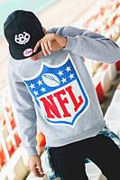 Свитшот Liberty - NFL, Grey, магазин одежды