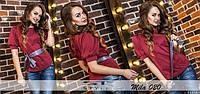 Женская стильная блуза ВИ020, фото 1