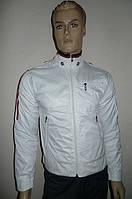 Молодежная куртка белого цвета - Акция !, фото 1