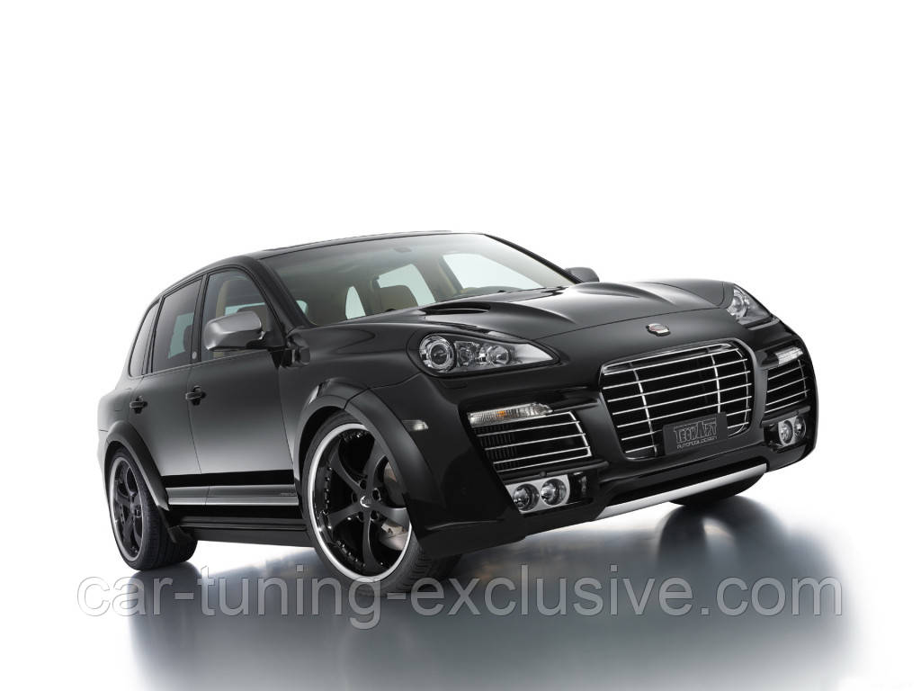 TechArt Body kit MAGNUM for Porsche Cayenne 957