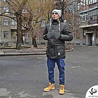 Теплая Парка Red&Dog, осень\зима, теплая одежда