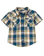 Летняя рубашка для мальчика. 12-18 месяцев, 2 года