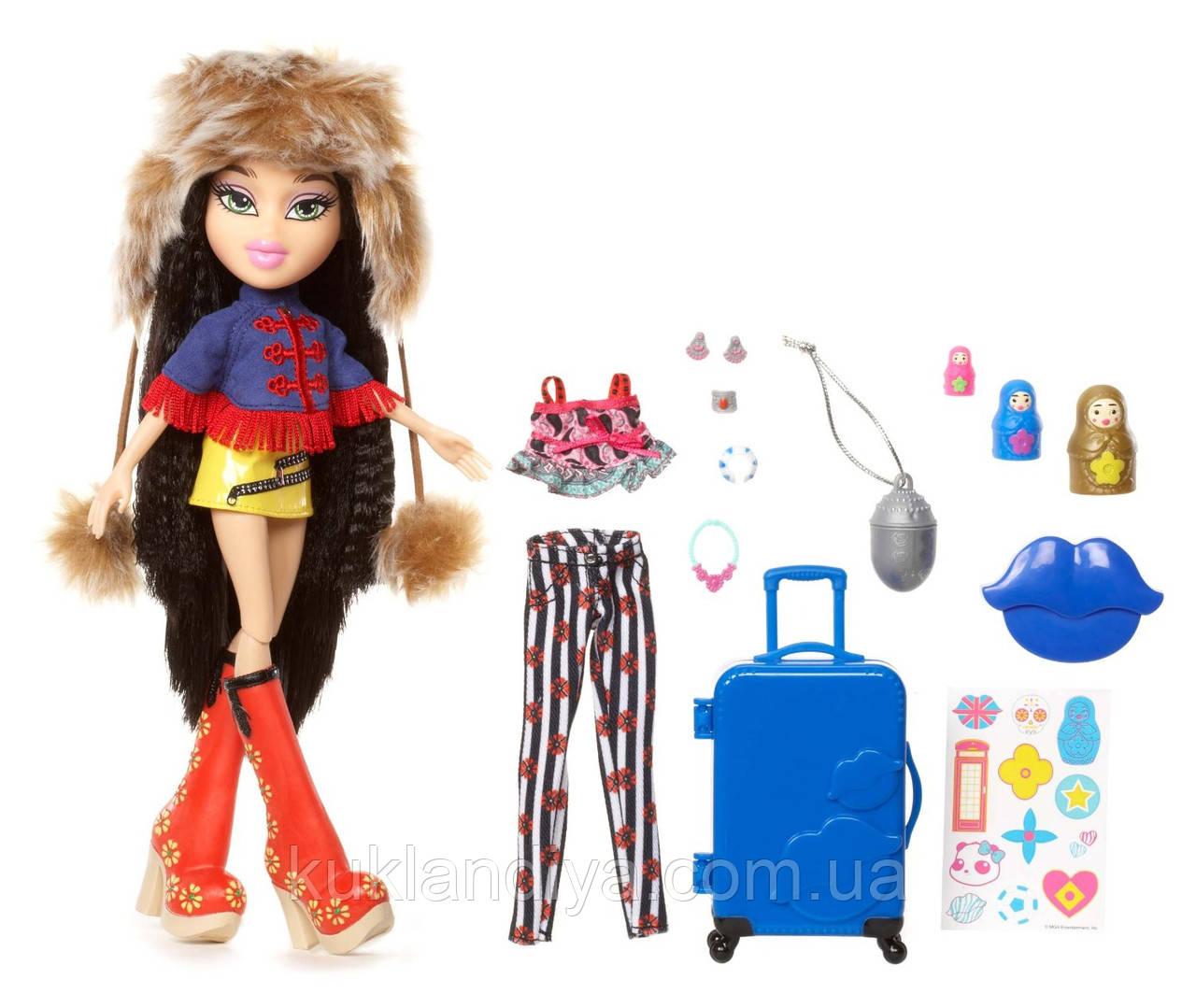 Кукла Bratz Jade Russia