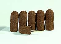 Песочные колпачки 16 мм (80 грит) + насадка для фрезера DP 40