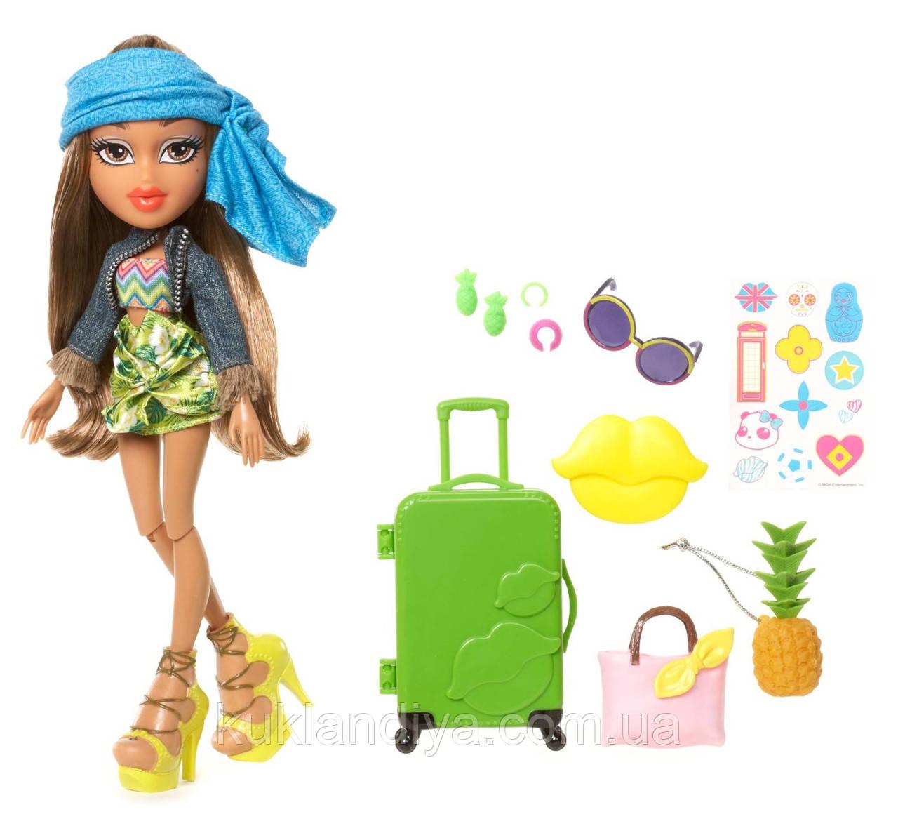 Кукла Bratz Ясмин в Бразилии