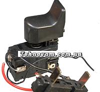 Кнопка для шуруповерта Powertec PT-3155