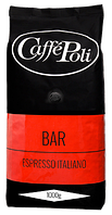 Кофе в зернах Caffe Poli Bar 1кг