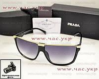 Женские солнцезащитные очки Prada градиентная линза модель 2016 года прада качество