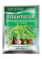 Удобрение регулятор роста растений Плантатор 30.10.10 начало вегетации / рассада, 25 г. 10 шт/уп