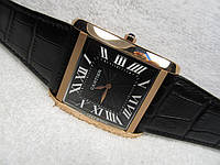 Часы наручные *CARTIER* механизм Япония, фото 1