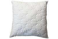 Подушка стеганая Altex микрофибра/холлофайбер (60х60) (ХМ01)