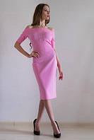 Платье женское Марис розовое , женские платья