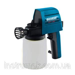 Краскопульт электрический  КР1-260  Фиолент