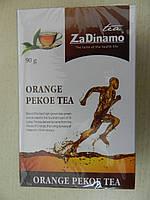 Черный чай оранж пекое