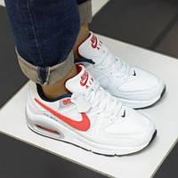 Кроссовки Nike Air Max красные