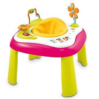 Развивающий игровой столик трансформер Smoby Cotoons  110206