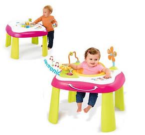 Развивающий игровой столик трансформер Smoby Cotoons  110206 , фото 2