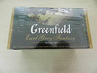 Чай Greenfield с бергамотом 25 пакетиков
