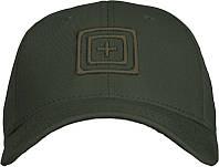 """Бейсболка тактическая """"5.11 SCOPE FLEX CAP"""" TDU Green, фото 1"""