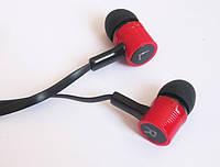 Вакуумные наушники Stereo  MD-A16 черные, фото 1