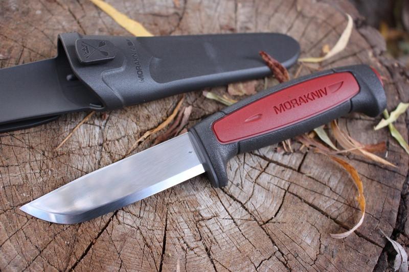 Ножи из углеродистой стали Mora PRO C 12243