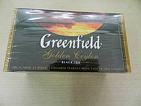 Чай Greenfield черный 25 пакетиков