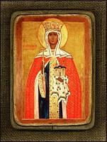 Икона Святой Равноапостольной княгини Ольги