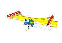 Кран мостовой подвесной электрический г/п 1т