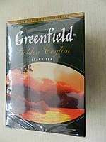 Чай Greenfield Golden Ceylon 100