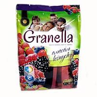 Растворимый чай Granella в гранулах лесные ягоды 400 грамм