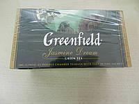 Чай Гринфилд зеленый с жасмином
