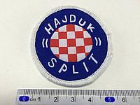 Нашивка Hajduk  5,6x6см