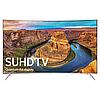 Телевизор Samsung UE49KS8500 (PQI 2200Гц, SUHD, Smart, Wi-Fi, ДУ Remote Control, изогнутый экран)