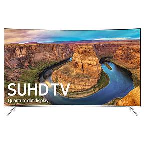 Телевизор Samsung UE49KS8500 (PQI 2200Гц, SUHD, Smart, Wi-Fi, ДУ Remote Control, изогнутый экран), фото 2