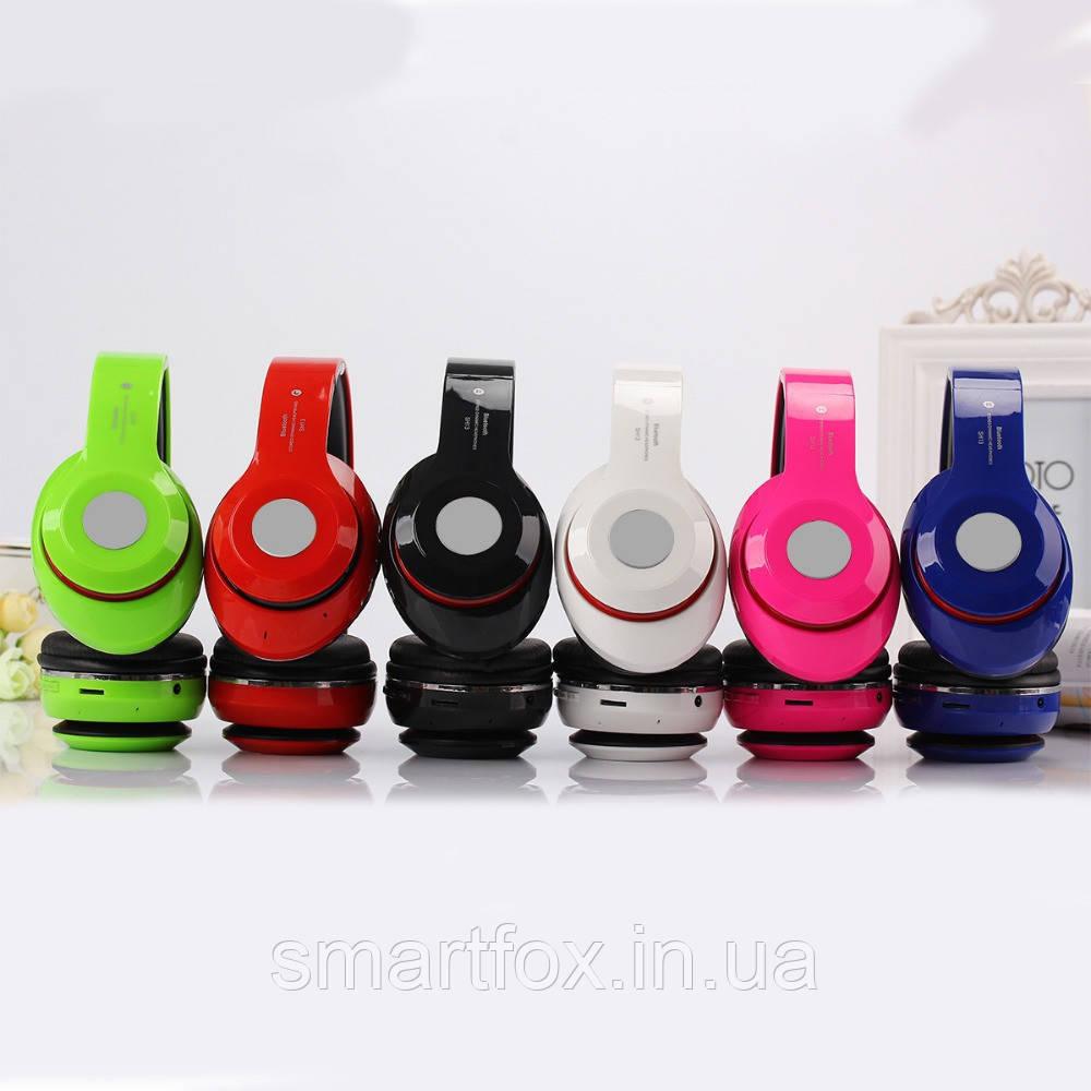 Блютус наушники  SH-13 MP3+FM