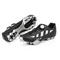 Обувь MTB CB-M08, р 45, черно-серые