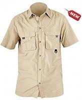 Рубашка с коротким рукавом Norfin Cool(бежевая) 652101-S
