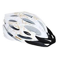Шлем Tempish Style, бело-золотой, L
