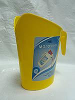 Молочник пластиковый