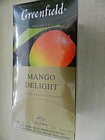 Чай Гринфилд манго