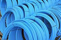 Трубы полиэтиленовые для напорного водопровода