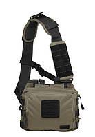 """Сумка тактическая для скрытого ношения оружия """"5.11 2-Banger Bag"""" OD Trail, фото 1"""