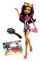 Кукла Monster High Клодин Вульф Мрачный пляж