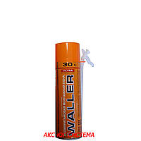 Пена монтажная бытовая WALLER всесезонная  от -10ºС  до +35ºС, 30 л, 480 мл